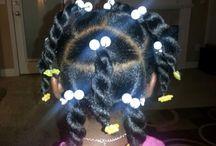 Kiddies hairstyles