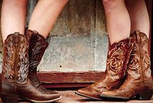 Cowgirl Boots<3