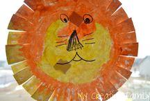Paper Plate Fun