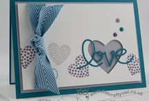 Stampin' Up! - Hearts a Flutter / by Kim Miller