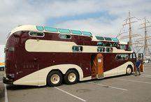 ilginç otobüsler