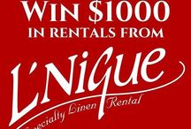 Win $1000 in Rentals from L'Nique!