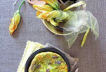 Ricette - Frittate (carne e verdure)