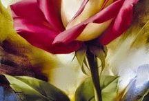 Arte rosas