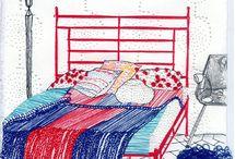 Rooms / by christina stevenson
