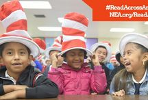 NEA's Read Across America 2016 / Hang on to your hats! It's time to gear up for NEA's Read Across America Day and go wild for reading! On March 2, tip your hat to Dr. Seuss and celebrate his newly discovered book, What Pet Should I Get?