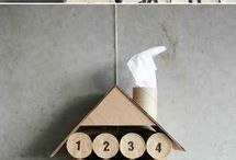 recycled Christmas gifts