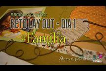 31 días de Lay Outs / sólo por el gusto de compartir by: Lidiazuniga