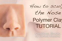 polymer clay hard