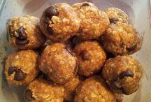 Recipes to Cook / healthy snacks