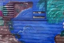 Backyard Decor / by Julie