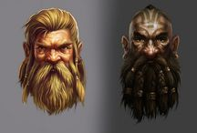 Dwarf Tattoo - estudos