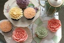 Cakes. Mmmmmm