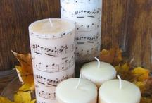 beautiful candels