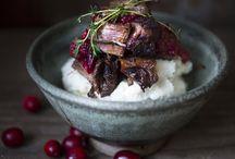 Beautiful Food Photography. / Gorgeous food photos.
