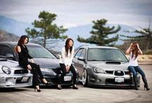 Cool Subaru's / Just some snaps of cool Subaru's in their natural habitat