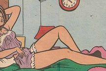 Tina / Tina é uma personagem jovem de histórias em quadrinhos e tirinhas, criada por Mauricio de Sousa em 1964. No início, era uma pré-adolescente com visual hippie.