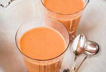 Gazpacho y Sopas frías