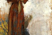 Art: Edgar Degas / French painter. 1834-1917. Impressionism.