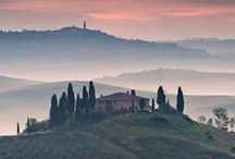 Tuscany / Your travel is called Tuscany, a rare synthesis between humanity and nature