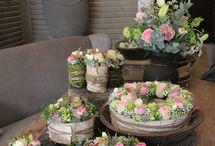 květiny dekorace