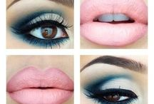 My make-up inspirations /  I want to do this!!