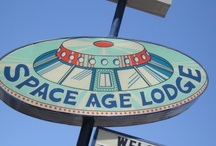 Vintage Sign's & Landmark's / by Peggy Deatherage