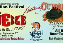 2015 BIG SQUEEZE BREWS & BELLOWS AT THE OC MARKET PLACE / The 7th annual Orange County Accordion Festival and the 2nd annual Samuel Adams Octoberfest Experience at the OC Market Place is a full-day double-header event.