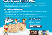 Sweepstakes & Promotions / by JET-PUFFED Marshmallows