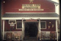 Country View Primitives Shop