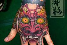 Oriental Ink