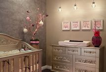 Nursery and baby stuff