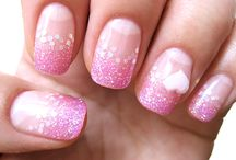 Nails / nehty, gelové, modeláž