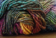 Yarns, Wool , Threads & Fabrics