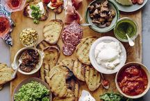 Entertaining / Bruschetta Board