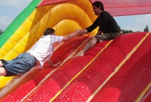 It's a Knockout / Everybody remembers the fun they had sat in the armchair watching It's A Knockout on TV well here is your chance to take part yourself. This event is non stop hilarity and fun.