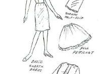 DOLL CLOTHES PATTERNS / by Joyce Newton