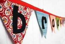 DIY {Craft Ideas} / crafting, crafts, diy, felt, yarn, glue, paper, fabric, wood and more