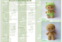 Амигугуми (amigurumi) - куклы / Амигугуми (amigurumi) - куклы