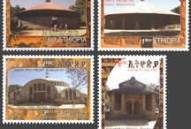 New stamps issue released by STAMPERIJA | No. 415 / ETHIOPIA 12 06 2014 - CODE: ETH14103A