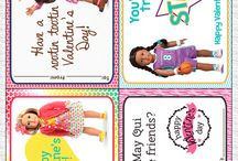 American Girl LOVE / All about American Girl! Products, activities, crafts and more!