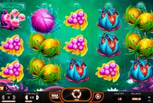 fruits, paintings, slot game