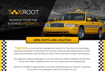 100% White Label Product / Our #Product your #Brand www.taxiroot.com