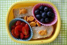 Kids food ideas / by Caitlin Morgan
