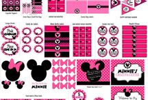party mouse - topolino/a / per i piccini una festa con il protagonista più amato della Disney