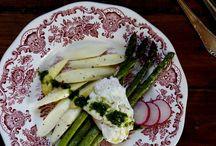 Asparagus / szparagi  ,,magia w kuchni,,