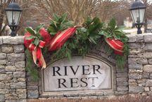 Community Christmas Decor