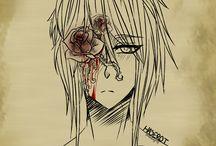 Gore,blood(mine)