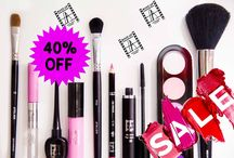 Summer Promo! 40% Discount on Cosmetic Products!