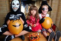 Halloween games – 7 ideas with children indoors and outdoors